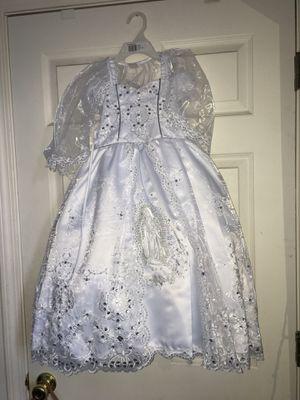 Baptism white dress for Sale in Las Vegas, NV
