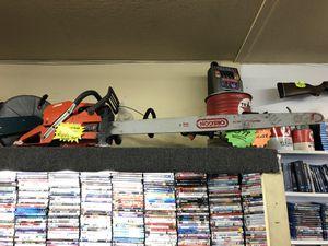 Husqvarna 3120 saw for Sale in Lynnwood, WA