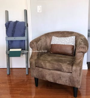 Sell As It Brown Armrest Chair for Sale in West Covina, CA