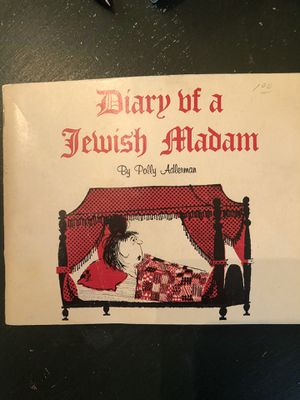 Diary of a Jewish madam 1965 for Sale in Las Vegas, NV