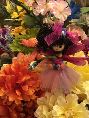 Reyna Rainbow doll colorful for Sale in Humble, TX