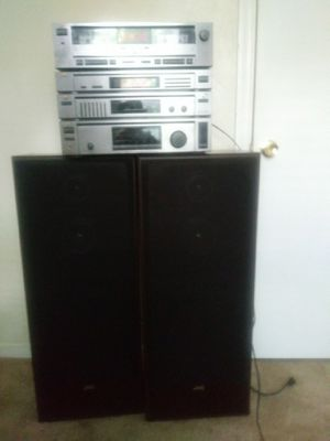 JVC a round system for Sale in Norfolk, VA