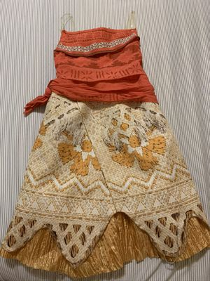 Moana Costume for Sale in Philadelphia, PA