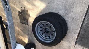 Trailer tires don't need them for Sale in Tampa, FL