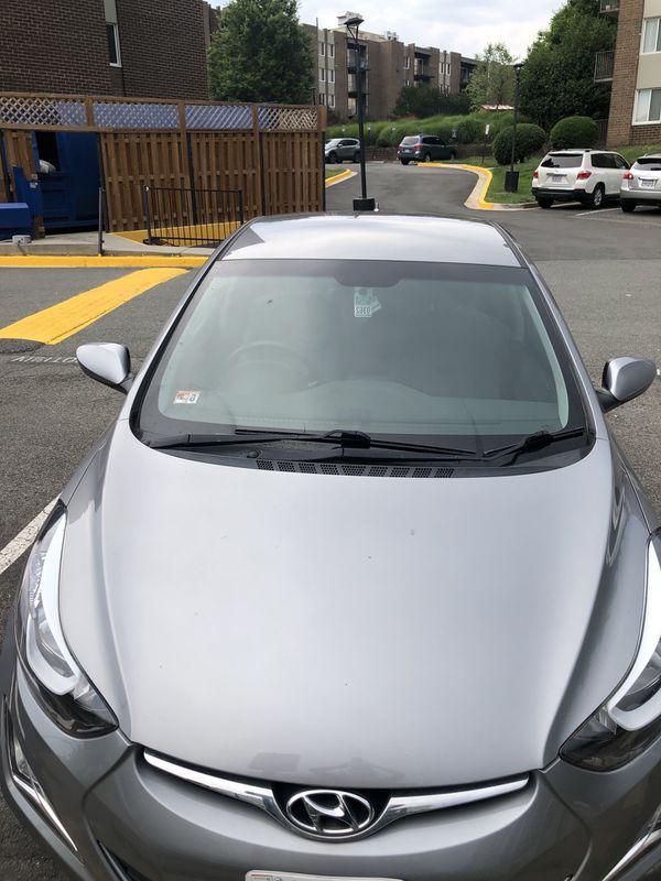 For sale!! Hyundai Elantra, 2014!