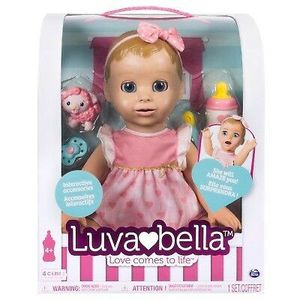 Rare Sold Out Luvabella Realistic Expression Baby Doll Blonde Girl for Sale in Bonita Springs, FL
