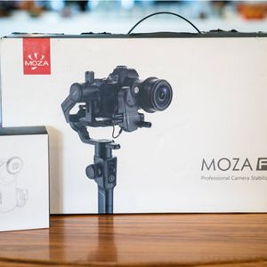 MOZA Air 2 Gimbal with Follow Focus + more for Sale in Oakland, CA