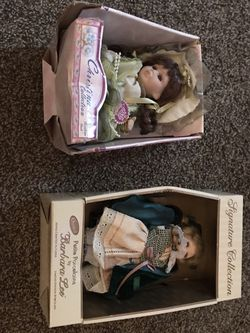 Christina Collection Porcelain Dolls for Sale in Gold River,  CA