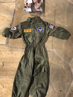 Children's Top Gun Aviator Costume for Sale in Los Altos Hills,  CA