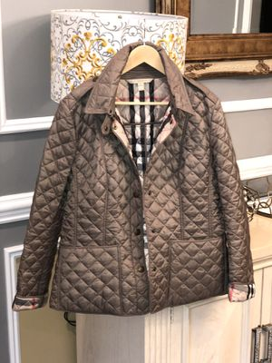 Authentic Burberry Jacket for Sale in Marlboro Township, NJ