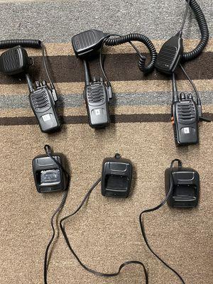 Walkie-talkies radio for Sale in Westbury, NY