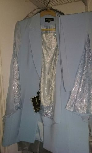 3 piece evening suite, brand new. I believe it's a size 12 from overseas. for Sale in Warren, MI