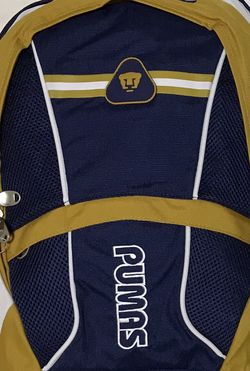 Pumas UNAM Official Backpack Liga MX for Sale in Los Angeles,  CA