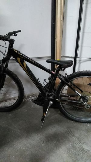 Specialized black mountain bike frame for Sale in Chicago, IL