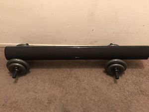 BYL sound bar with power cord and control for Sale in Beverly Hills, CA