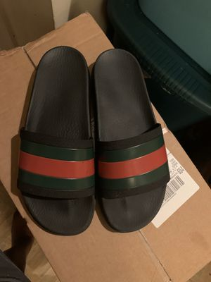 Gucci slides for Sale in White Plains, MD