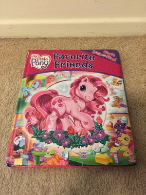 My Little Pony. First Look & Find Book. Excellent condition for Sale in Alexandria, VA