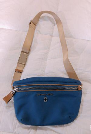 MK Fanny Pack blue for Sale in Alexandria, VA
