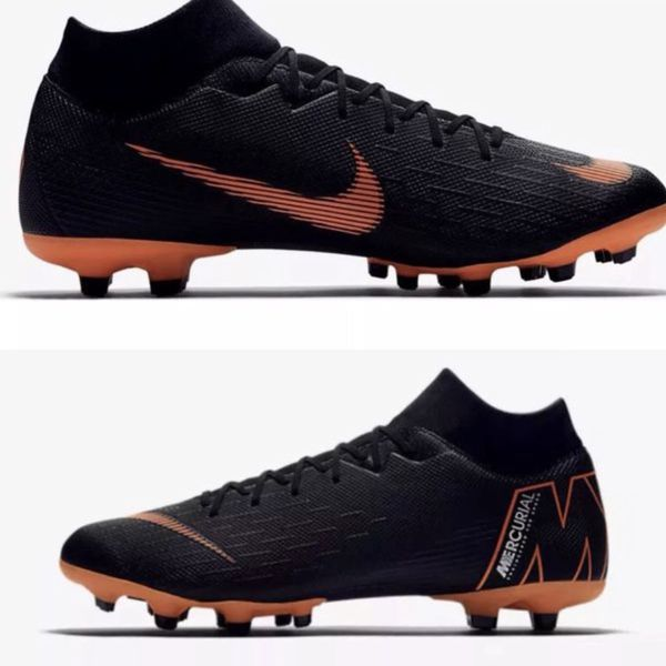 155793e49bfb NIKE MERCURIAL SUPERFLY 6 ACADEMY MG SOCCER CLEATS SIZE 5.5 for Sale in  Garden Grove, CA - OfferUp