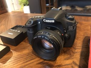 Canon 50mm 1.4 Lens USM for Sale in Orlando, FL