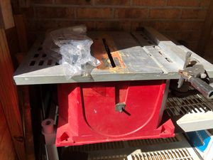 Table saw for Sale in Fort Myers, FL