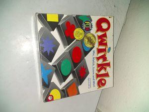 Qwirkle Board Game for Sale in Tampa, FL