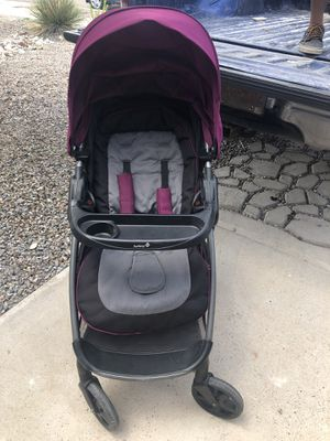 Stroller and car seat for Sale in Los Lunas, NM