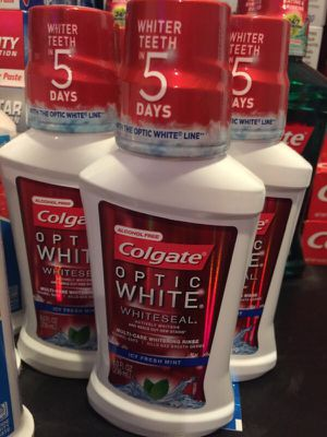 Colgate mouthwash for Sale in Los Angeles, CA