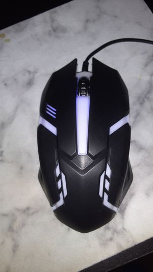 Wired gaming mouse only used once for Sale in Bridgeport, CT