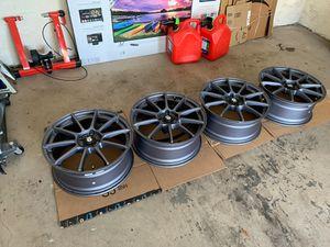"18"" Sparco Assetto Gara Wheels for Sale in Boynton Beach, FL"