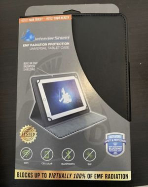 New! Defender Shield EMF radiation protection tablet case! for Sale in Bothell, WA
