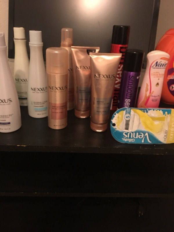 Nexxus, Big and Sexy, old spice, Nair and more