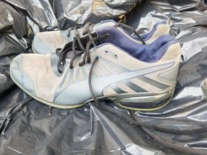 Puma men shoes size 9.5 for Sale in Glendale, AZ