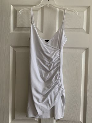 White Strappy Forever 21 bodycon dress - Size Small for Sale in Richmond, TX
