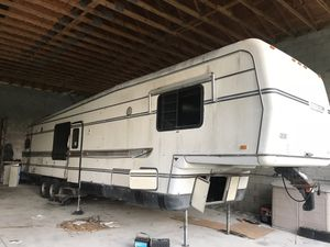 Free 40' fifthwheel camper, tiny house, buggy trailer for Sale in West Palm Beach, FL