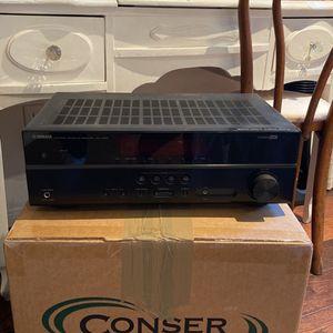 Yamaha Natural Sound AV Receiver RX-V379 for Sale in San Diego, CA