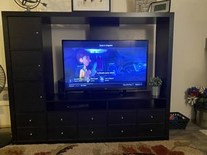 Ikea Entertainment Center/TV Stand for Sale in Olympia, WA