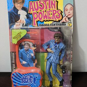Austin Powers Collectible Figure for Sale in Miami, FL