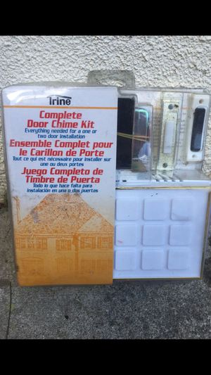 Door chime kit for Sale in San Diego, CA