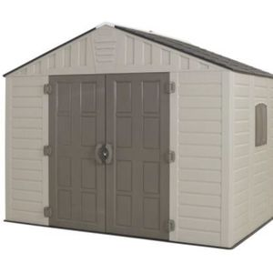 10x8 Plastic Shed for Sale in Aliso Viejo, CA