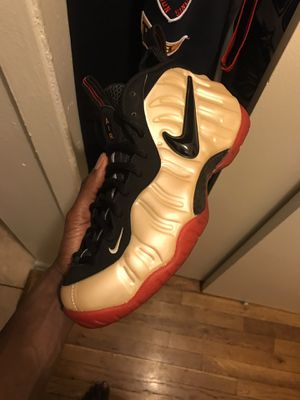 Foamposite Used size 11 sole swap for Sale in The Bronx, NY