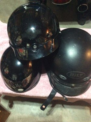 Motorcycle helmets for Sale in Lake Shore, MD