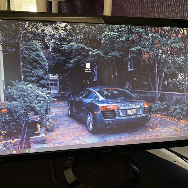 Asus Gaming Monitor 60 FPS/hz Like New Condition 1ms