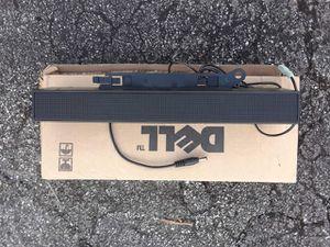 Dell computers speaker soundbar for Sale in Miami, FL