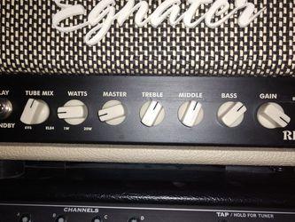 Egnater Rebel 20w Amp Plus Mini Stack Speaker's for Sale in North Las Vegas,  NV