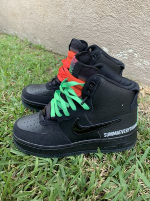 Nike Air Force Jordan's Halsey summereverything for Sale in Los Angeles, CA