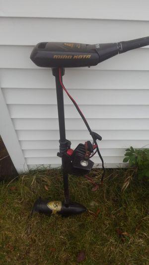 Trolling motor Minn Kota 36lb thrust for Sale in Providence, RI