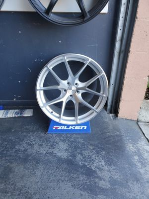 """18"""" AODHAN LS02 WHEELS. 18×9. 5×100. +30. SUBARU BRZ IMPREZA WRX FORESTER SCION TC FRS TOYOTA COROLLA PRIUS 86 for Sale in Citrus Heights, CA"""