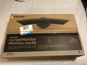 Samsung Curved monitor for Sale in Vancouver, WA