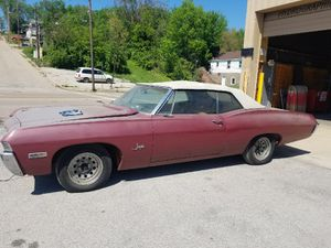 1968 Chevy Impala 2D Convertible for Sale in Glenn Dale, MD